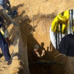 Operario murió dentro de una excavación en  Puerto Colombia