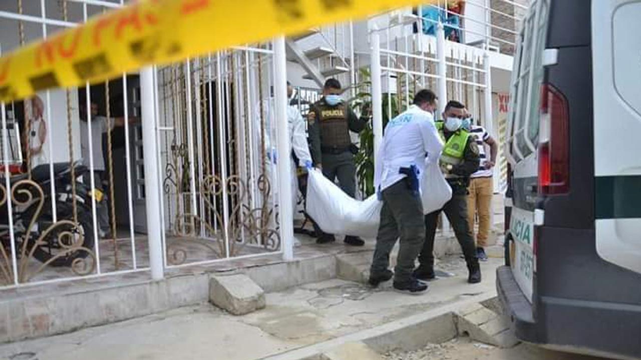 Homicidio Los Almendros-Javier Yañez1
