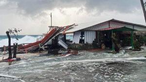 Isla Providencia fue devastada en un 98% de su infraestructura