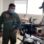Drones de última tecnología refuerzan seguridad en Galapa