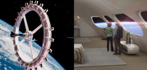 Así será el primer hotel espacial: su inauguración está prevista para el 2027