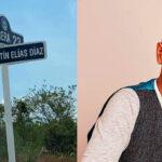 Martín Elías tiene su calle en Valledupar