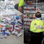 Capturadas 13 personas por presunta venta de medicamentos falsos o vencidos