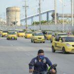 Paro Nacional de taxistas: estos son los argumentos de su protesta