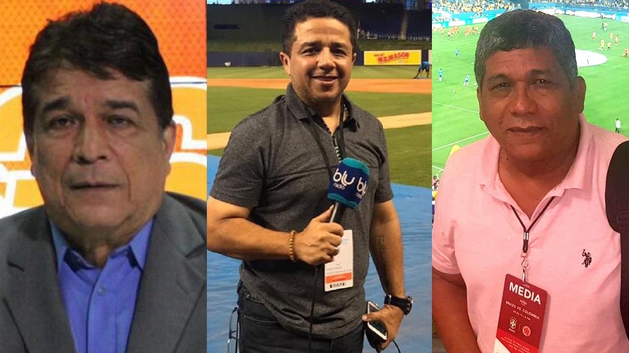 Periodistas deportivos
