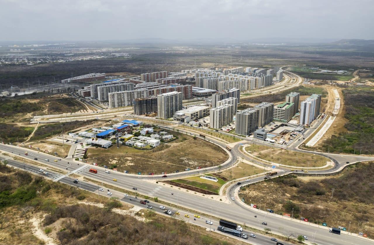 Alameda Del Río entrega 20.164 m2 de parques en espacio público