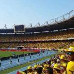 Definidos precios de boletería para el partido Colombia-Brasil