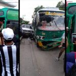"""""""Conductor de bus no ha fallecido, lucha por sobrevivir"""""""