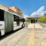 Transmetro suspende la operación de sus rutas troncales y alimentadoras por bloqueos
