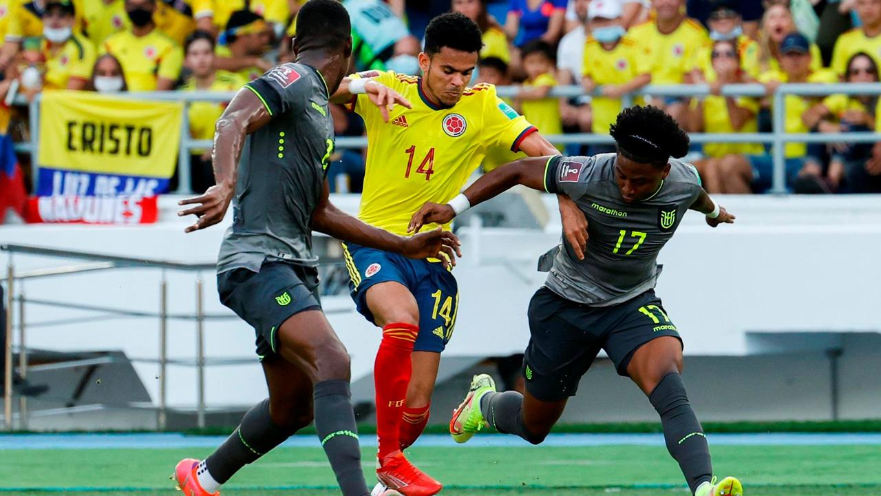 Colombia 0-0 Ecuador: empate agridulce en el Metropolitano