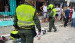 Asesinan a hombre por robarle la moto en el barrio La Magdalena