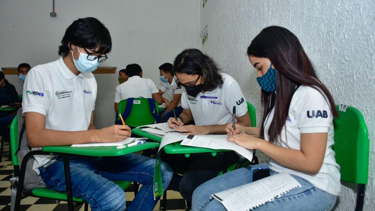 Más de mil cupos para jóvenes que quieran estudiar en universidades de Barranquilla