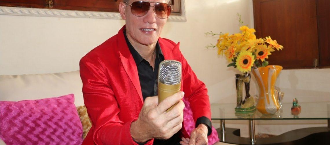 Cantante Benjamín Rocco