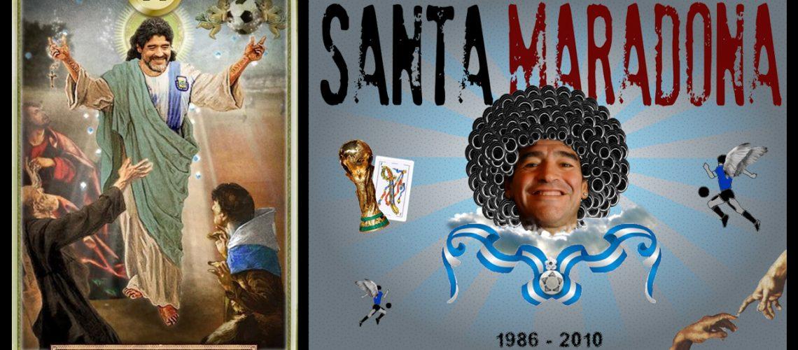 Santa Maradona1
